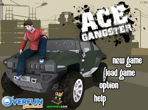 Play Ace Gangster Game