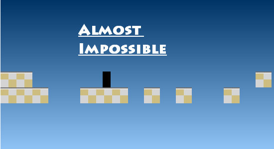 Play Almost Impossible Game