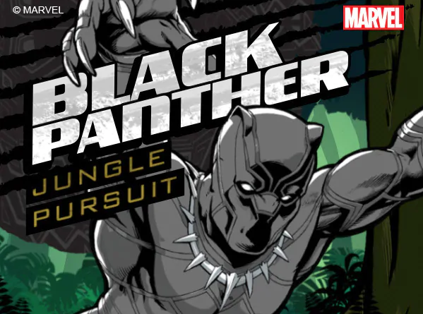 Play Black Panther: Jungle Pursuit Game