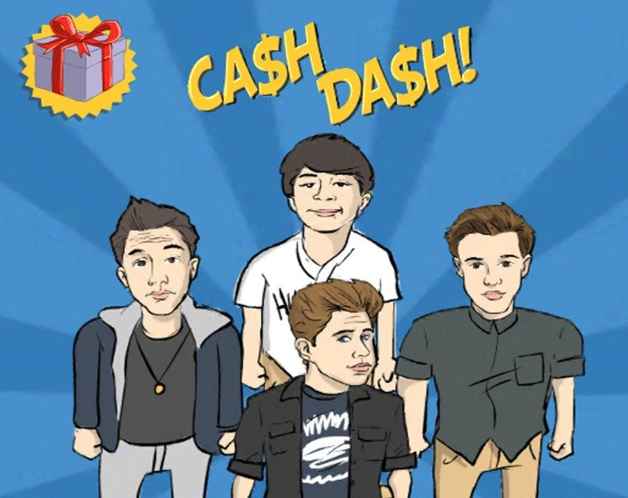 Play Cash Dash Game