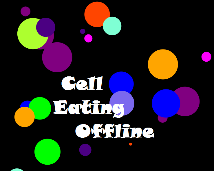 Play Cell Eating Offline Game