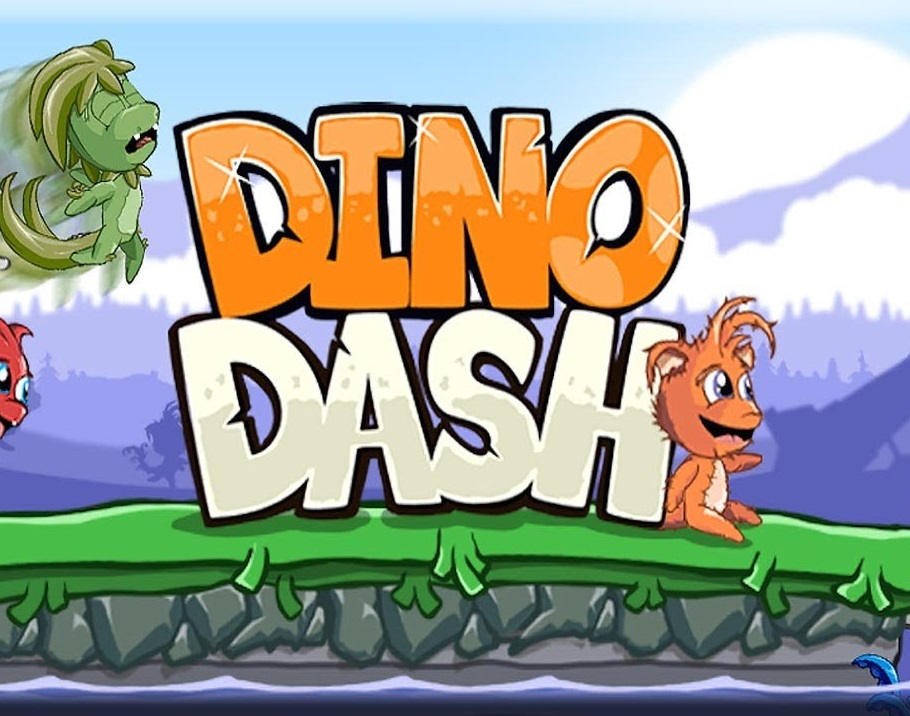 Play Dinosaur Dash Game