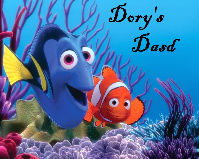 Play Dory's Dash Game