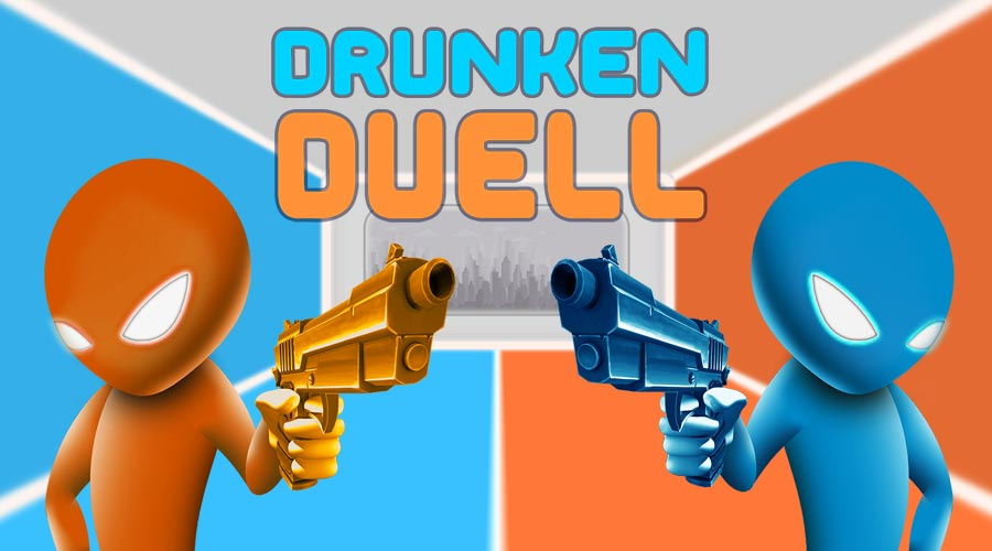Play Drunken Duel Game