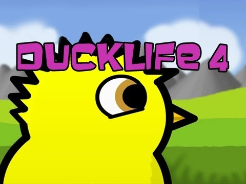 Play Ducklife 4 Game