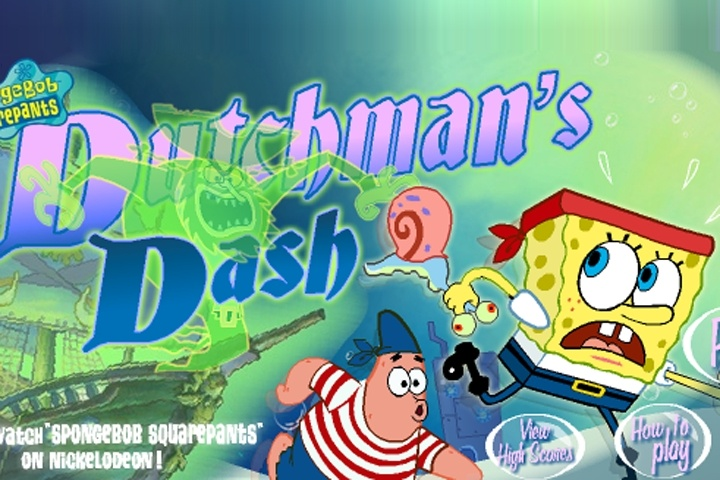 Play Dutchman's Dash Game
