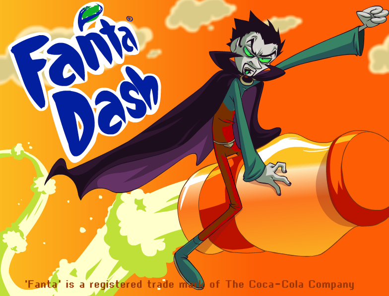 Play Fanta Dash Game