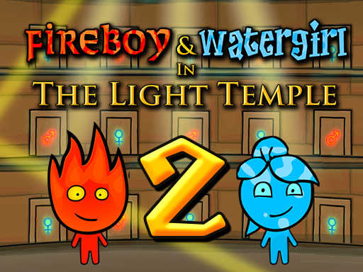 Play Fireboy and Watergirl 2 Game