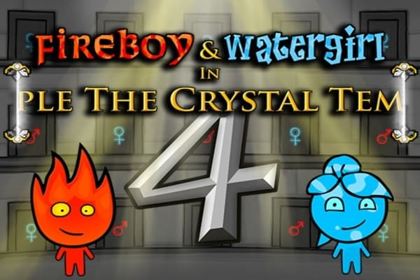 Play Fireboy and Watergirl 4 Game
