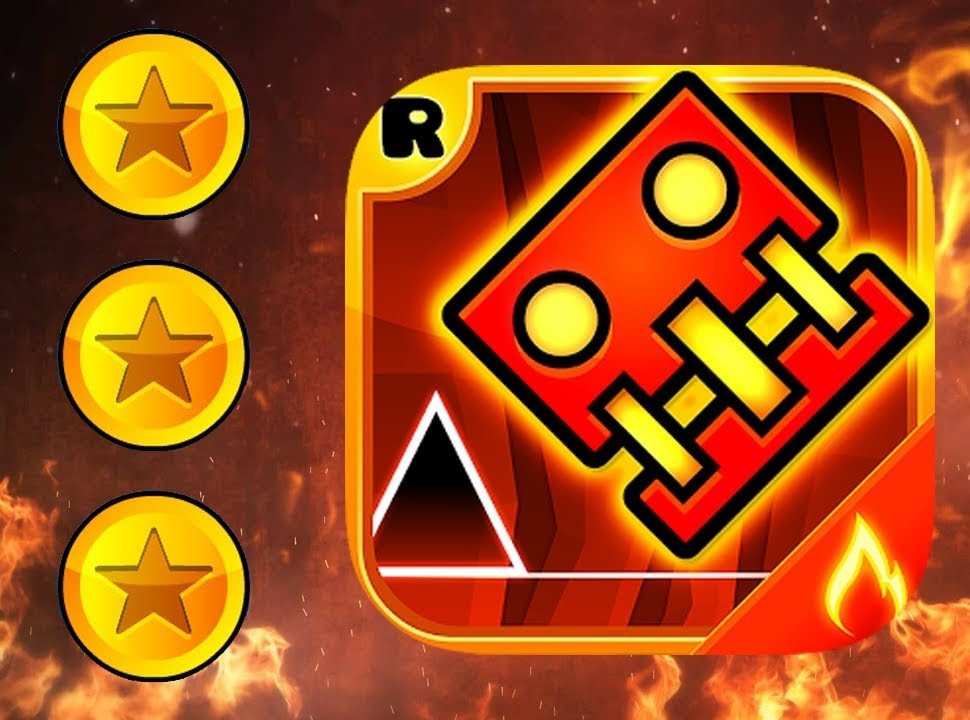 Play Geometry Dash Meltdown Game