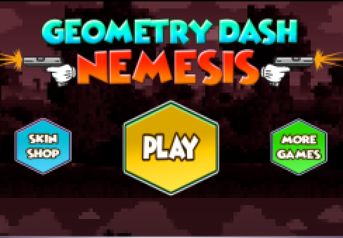Play Geometry Dash Nemesis Game