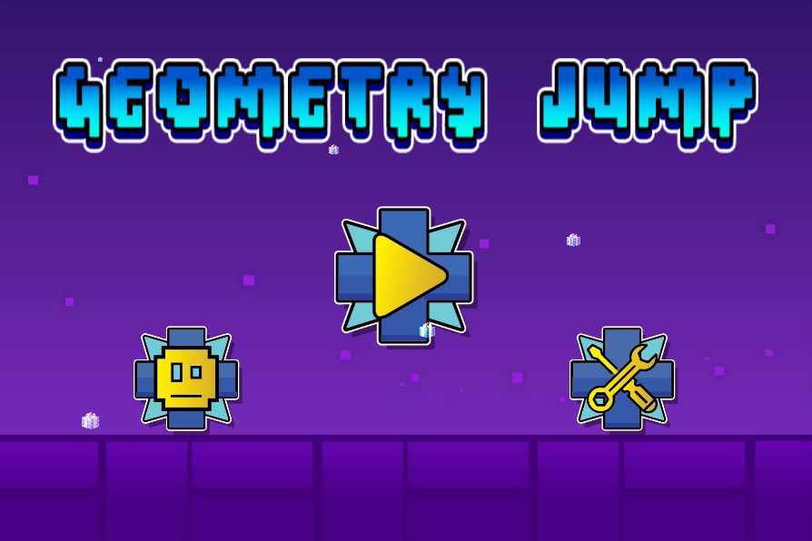 Play Geometry Dash Full Version Game