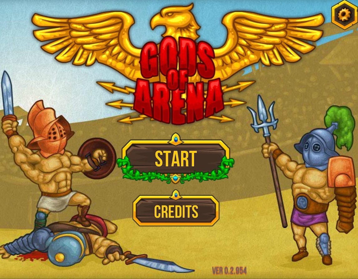 Play Gods of Arena Game