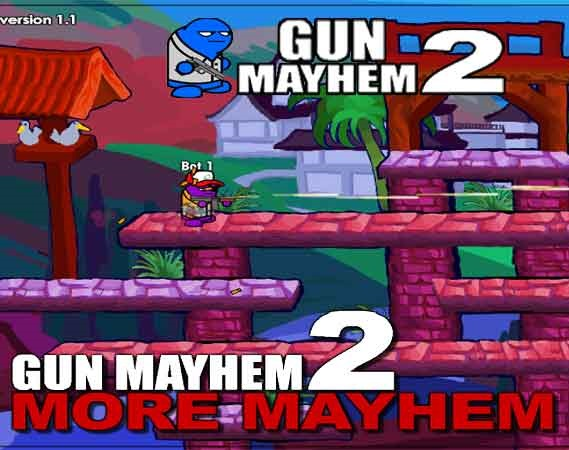 Play Gun Mayhem 2 Game