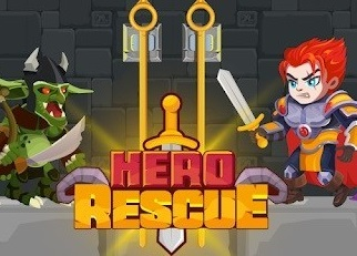 Play Hero Rescue Game