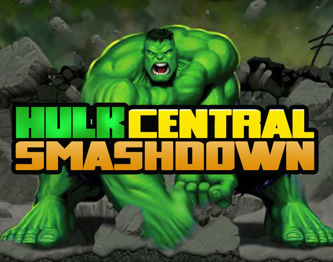 Play Hulk: Central Smashdown Game