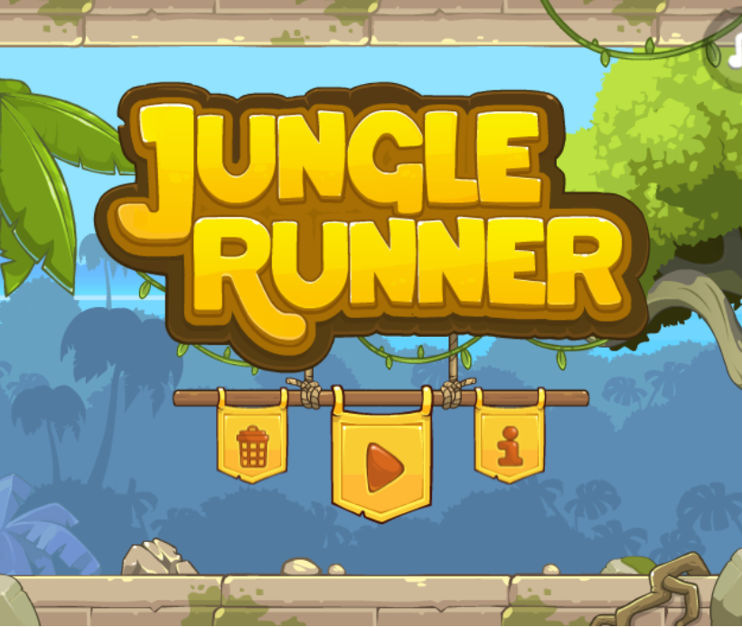 Play Jungle Runner Game