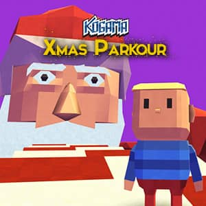 Play Kogama Xmas Parkour Game