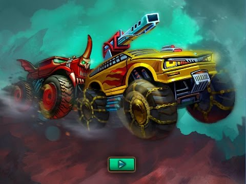 Play Mad Truck Challenge Game