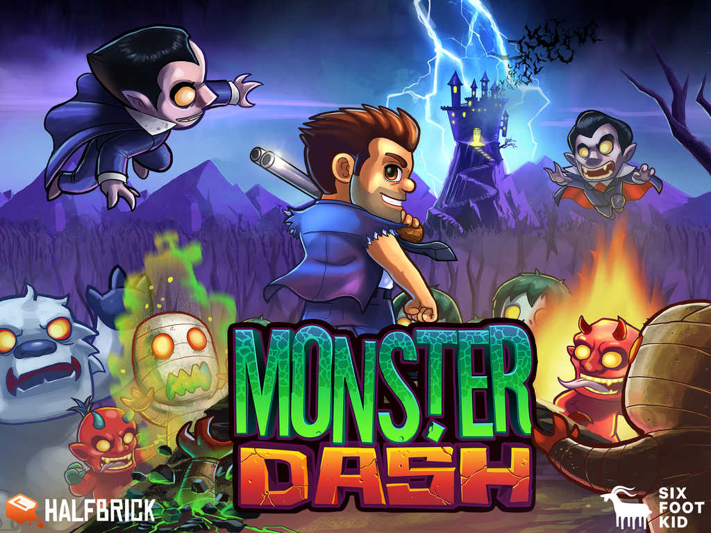 Play Monster Dash Game