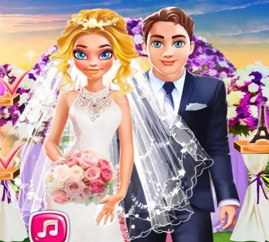 Play Nina Wedding Game