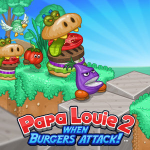 Play Papa Louie 2 Game