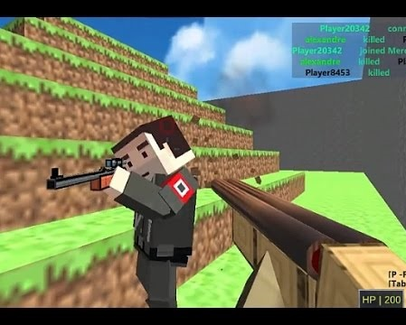 Play Pixel Gun Apocalypse 3 Game