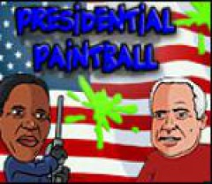Play Presidential Paintball Game