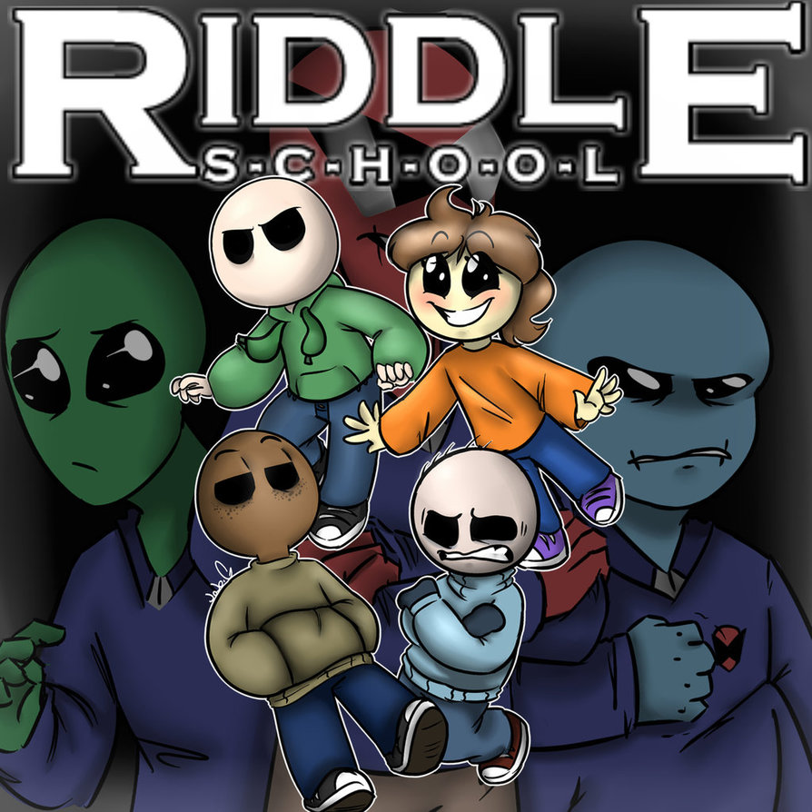 Play Riddle School Game