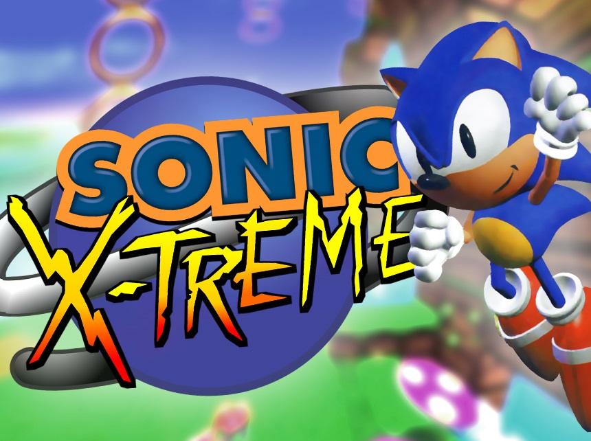 Play Sonic Xtreme Game