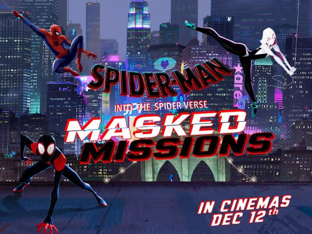 Play Spider Man: Masked Missions Game