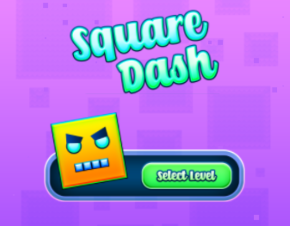 Play Square Dash Game