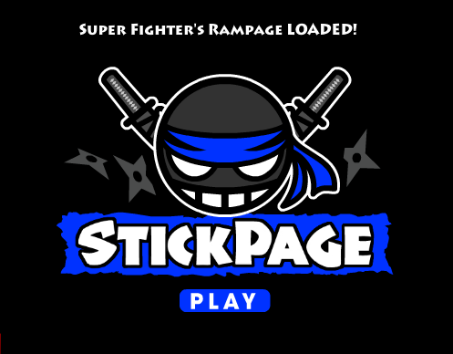 Play Super Fighter's Rampage Game