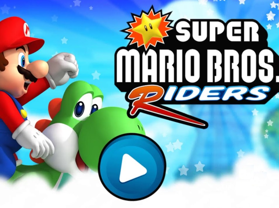 Play Super Mario Riders Game