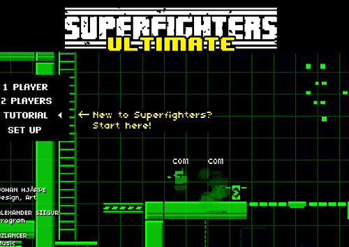 Play Superfighters 2 Ultimate Game