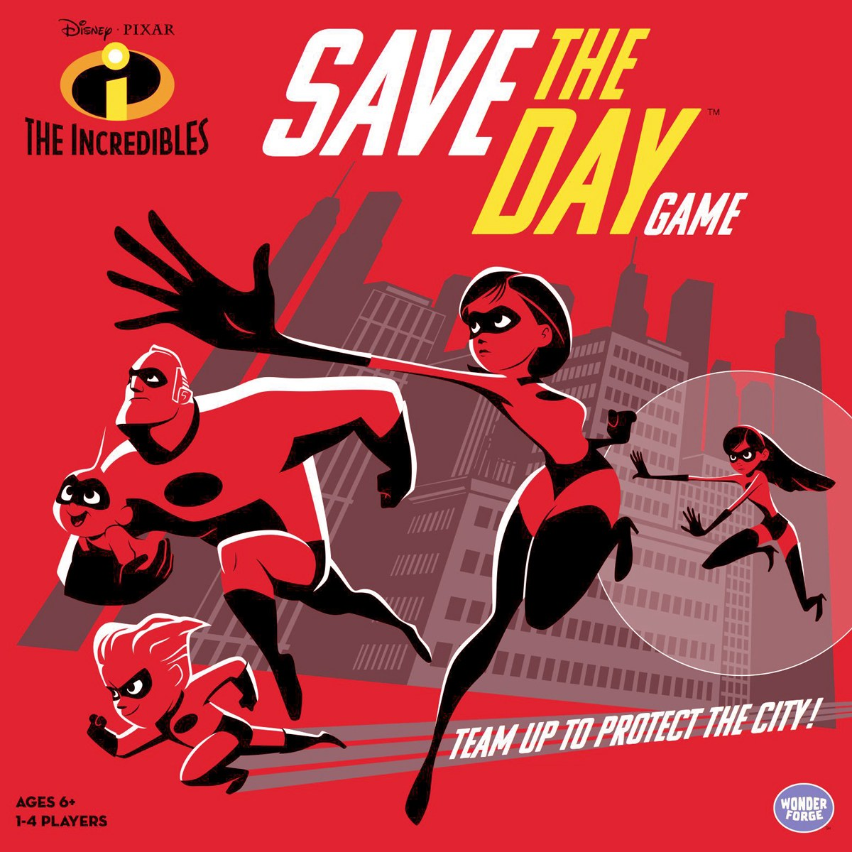Play The Incredibles: Save the Day Game