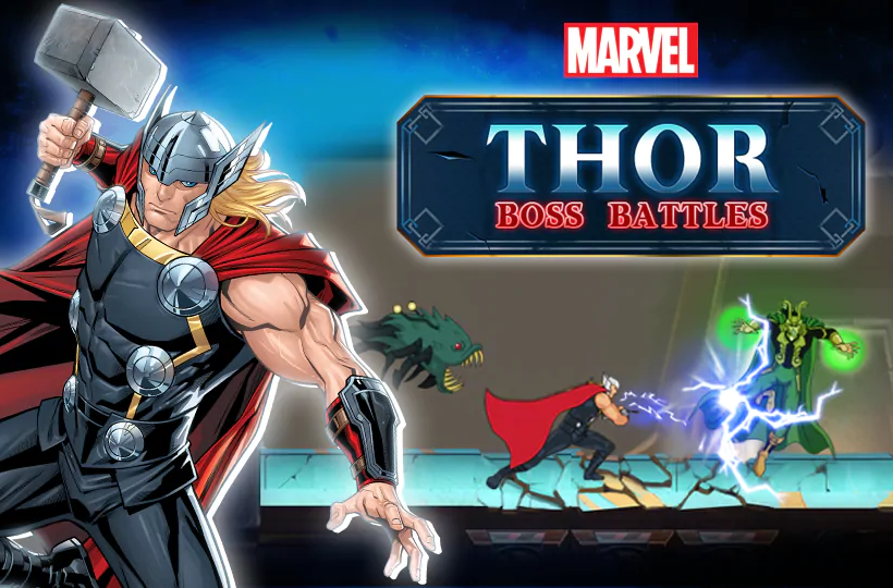 Play Thor: Boss Battles Game