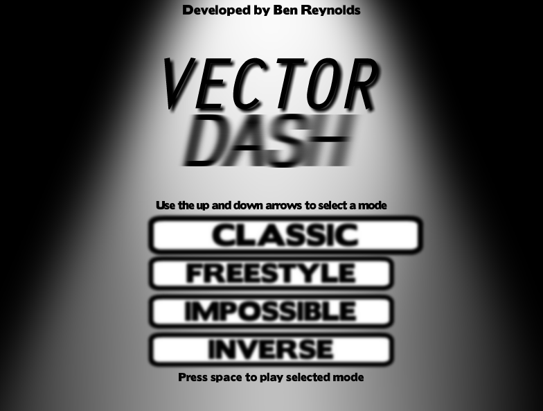 Play Vector Dash Game