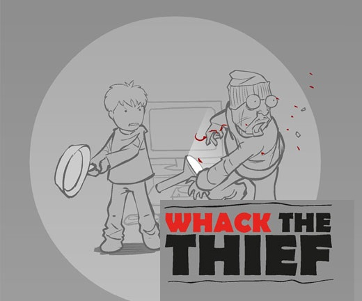 Play Whack the Thief Game