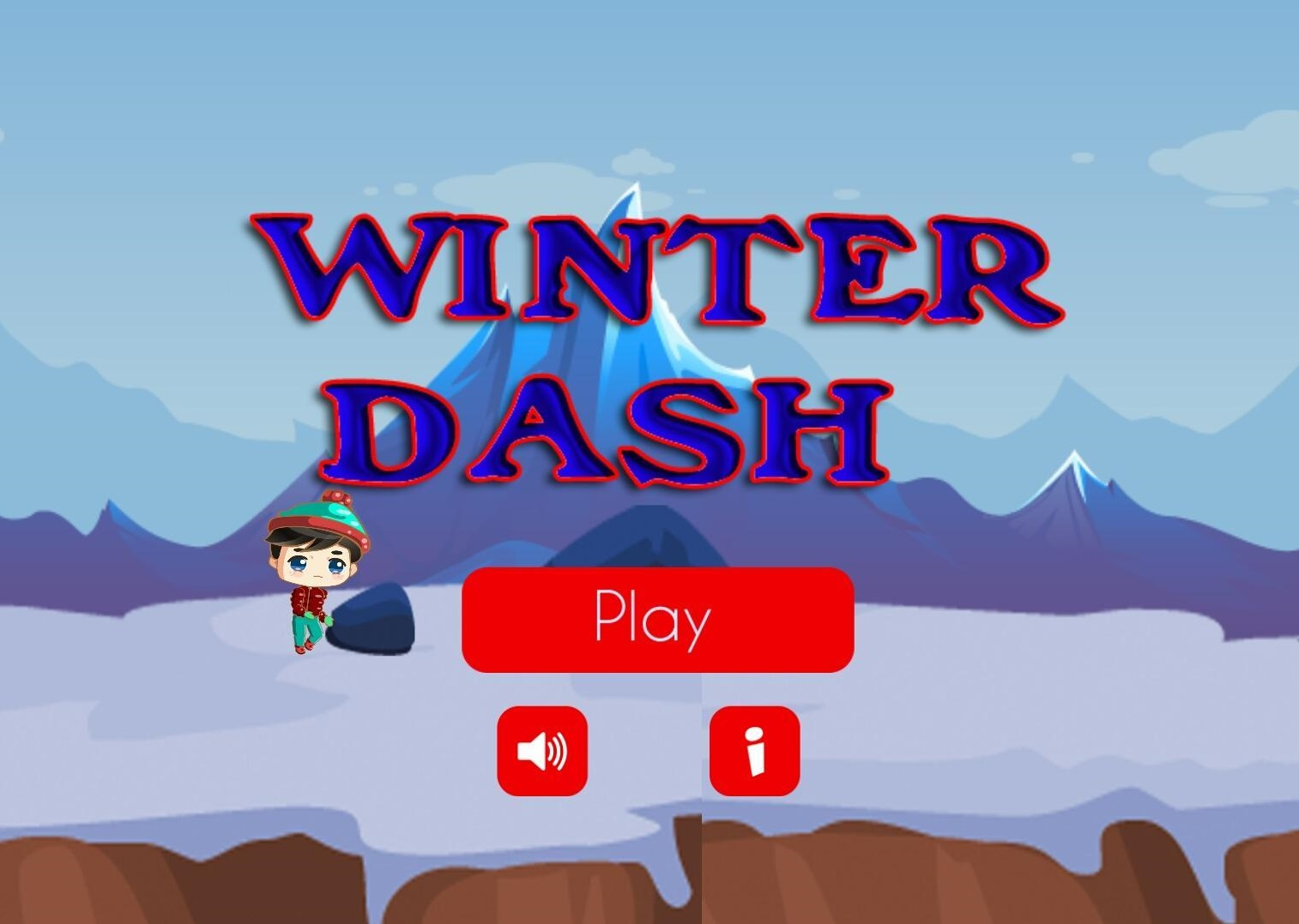 Play Winter Dash Game