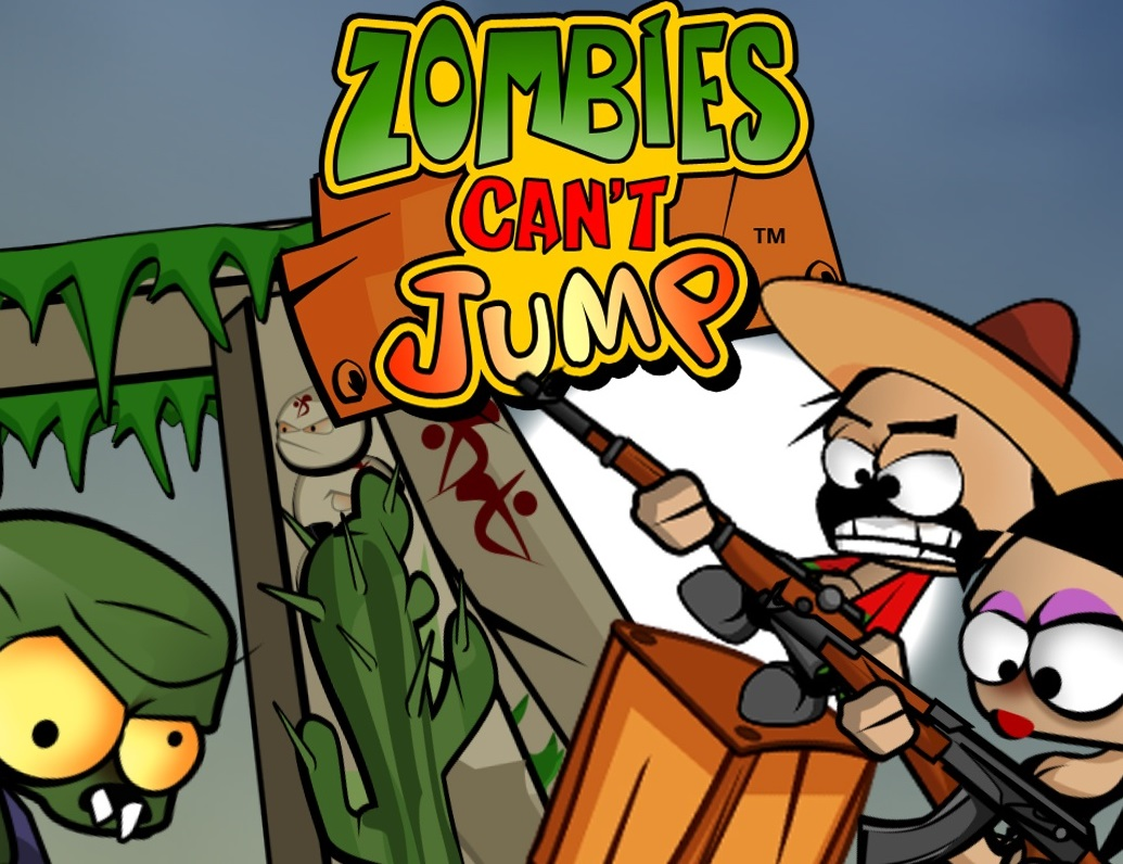 Play Zombies Can't Jump Game